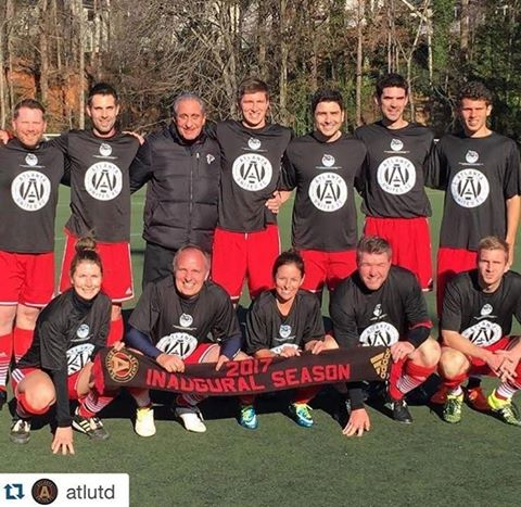 FXC-AU EVENT ALERT: ATLANTA UNITED FC SIGNED ON AS LEAD SPONSORS FOR THE FATHER CHRISTMAS CUP