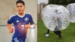 chava_1463601380975_4435165_ver1.0_640_360-300x169 FUNDRAISER ALERT: COBB COUNTY HIGH SCHOOL SENIOR IS IN THE HOSPITAL WITH A BRAIN INJURY AFTER A GAME OF BUBBLE SOCCER.
