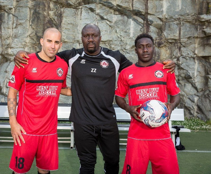 unnamed-5 FORMER AC MILAN PLAYER RETURNS TO SILVERBACKS TECHNICAL STAFF