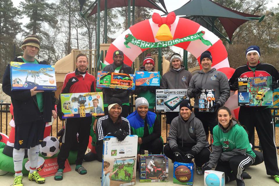St.-Nicholas-2016-Jingle-Bells-960x640 Event Alert: 2017 St. Nicholas Charity Soccer Event Invites You to Donate in This Season of Giving