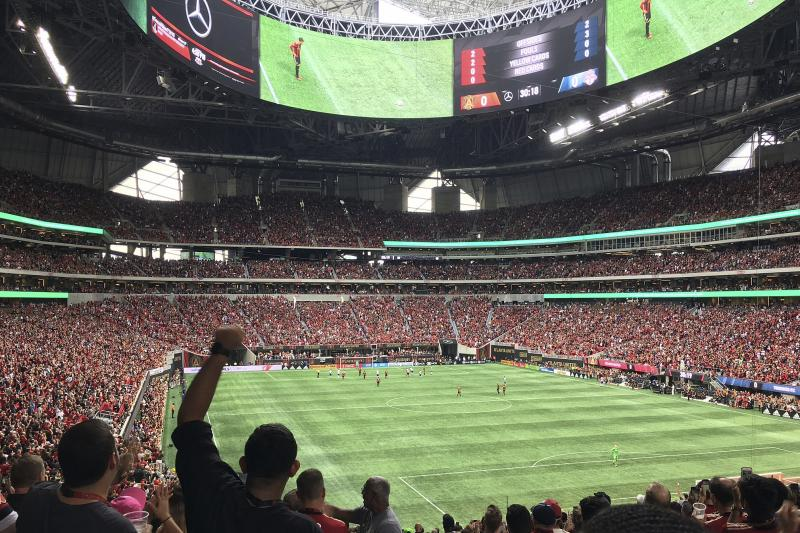 love-for-Atlanta-united ATLANTA UNITED AND HOW THE LOVE OF THEIR FANS BEGAN