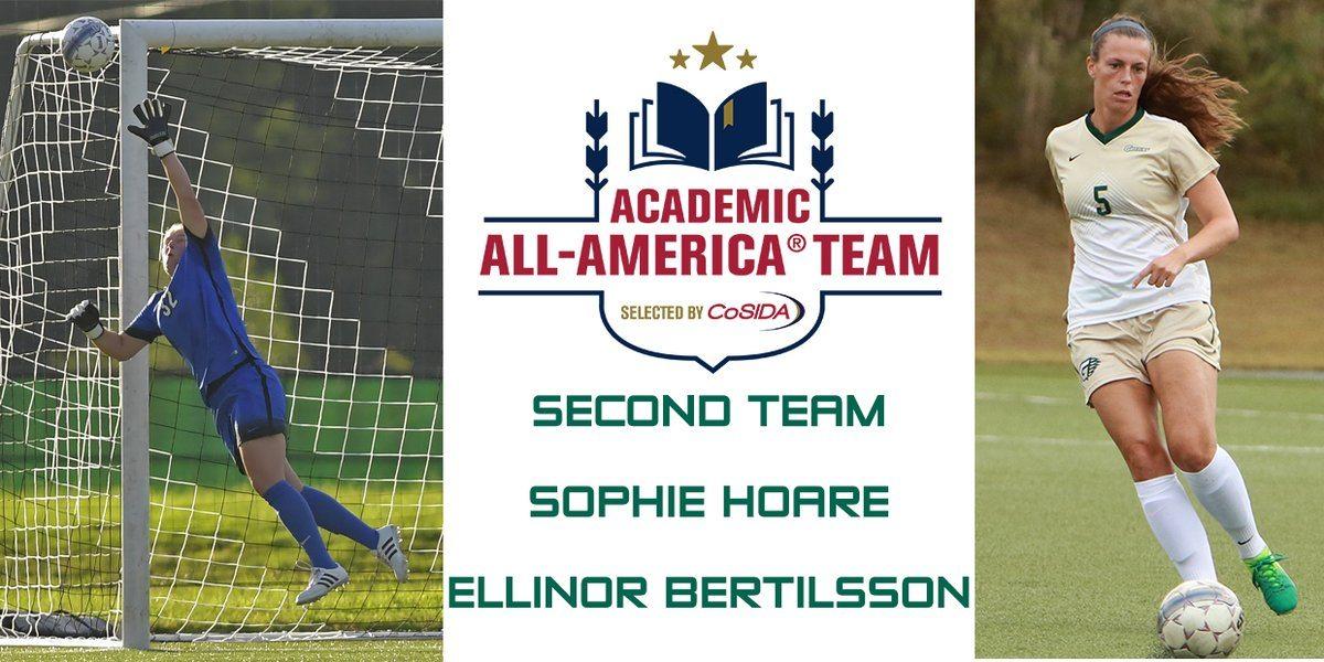 DQN8lUhVQAA00Ig Sampaio Gomes, Bertilsson, Hoare Earn Academic All-America Honors