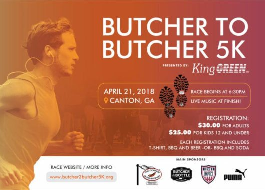 unnamed-1-530x380 Event Alert: Register Now for the Butcher to Butcher 5K