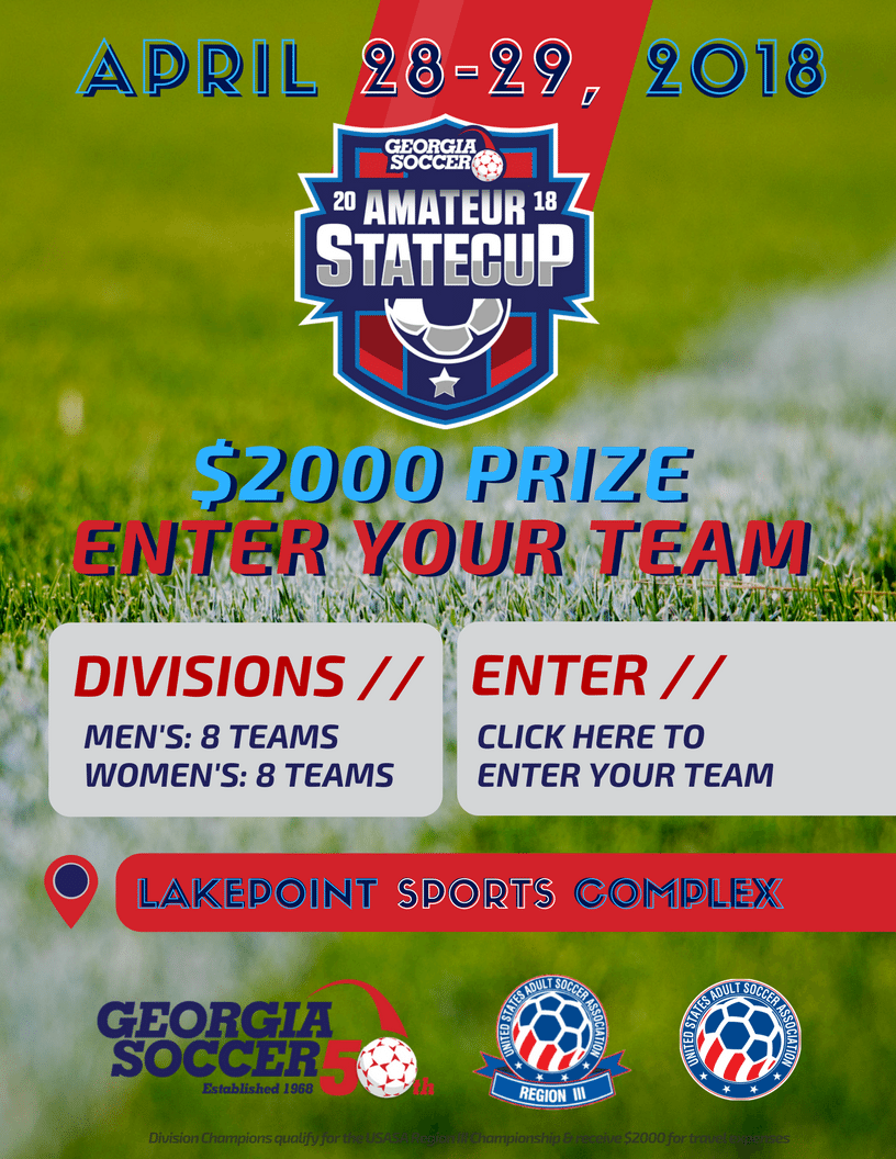 unnamed Tournament Alert: Enter Your Team in the Adult Soccer State Cup for a Chance to Win the $2000 Prize!