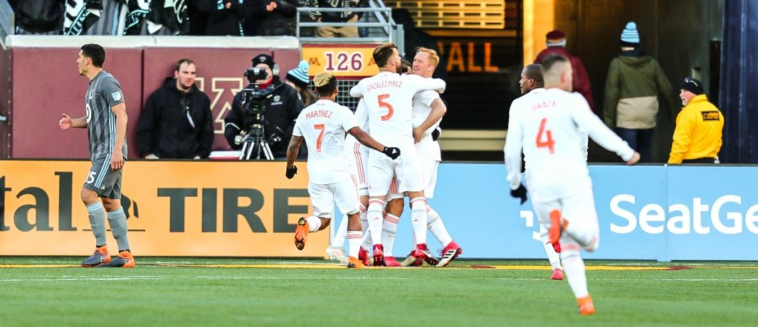 rftsat Atlanta United Shows Off their Ability to Remain Focus Despite Adversities