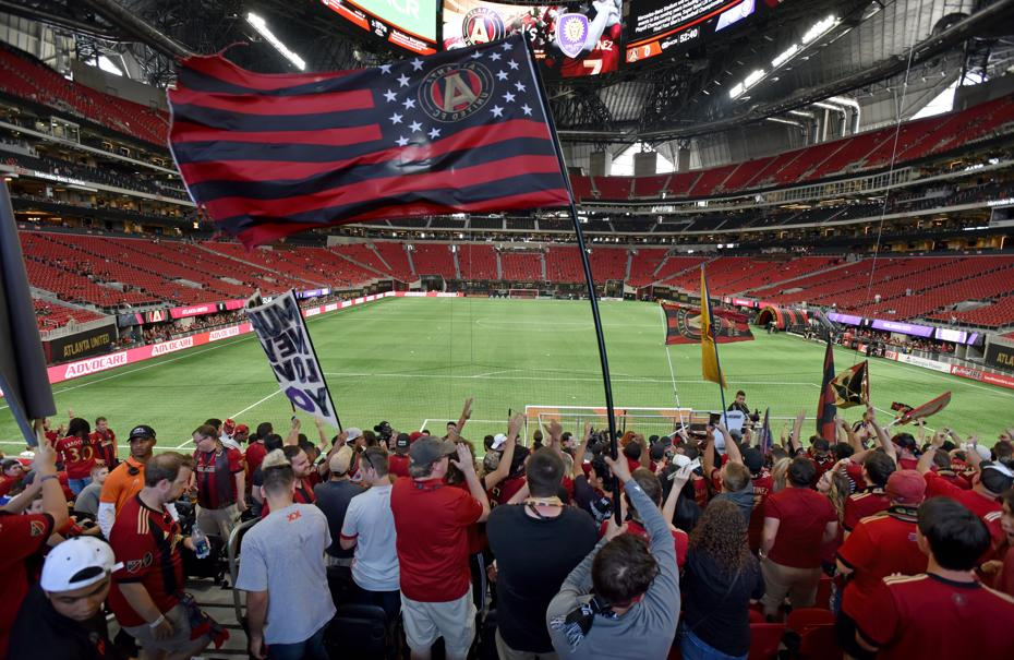 a EVENT ALERT: ATLANTA UNITED HAS NO REPORTED INJURIES AHEAD OF NEW ENGLAND