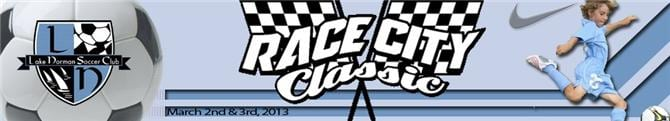 ra TOURNAMENT ALERT: RACE CITY CLASSIC, MOORESVILLE, NC MARCH 3RD AND 4TH, 2012