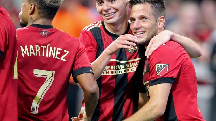 78 EVENT ALERT: ATLANTA UNITED HAS EASIEST PATH TO SUPPORTERS' SHIELD