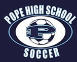 PopeSoccerLogo POPE GREYHOUNDS SUMMER YOUTH SOCCER CAMPS: JUNE 20-24 2011