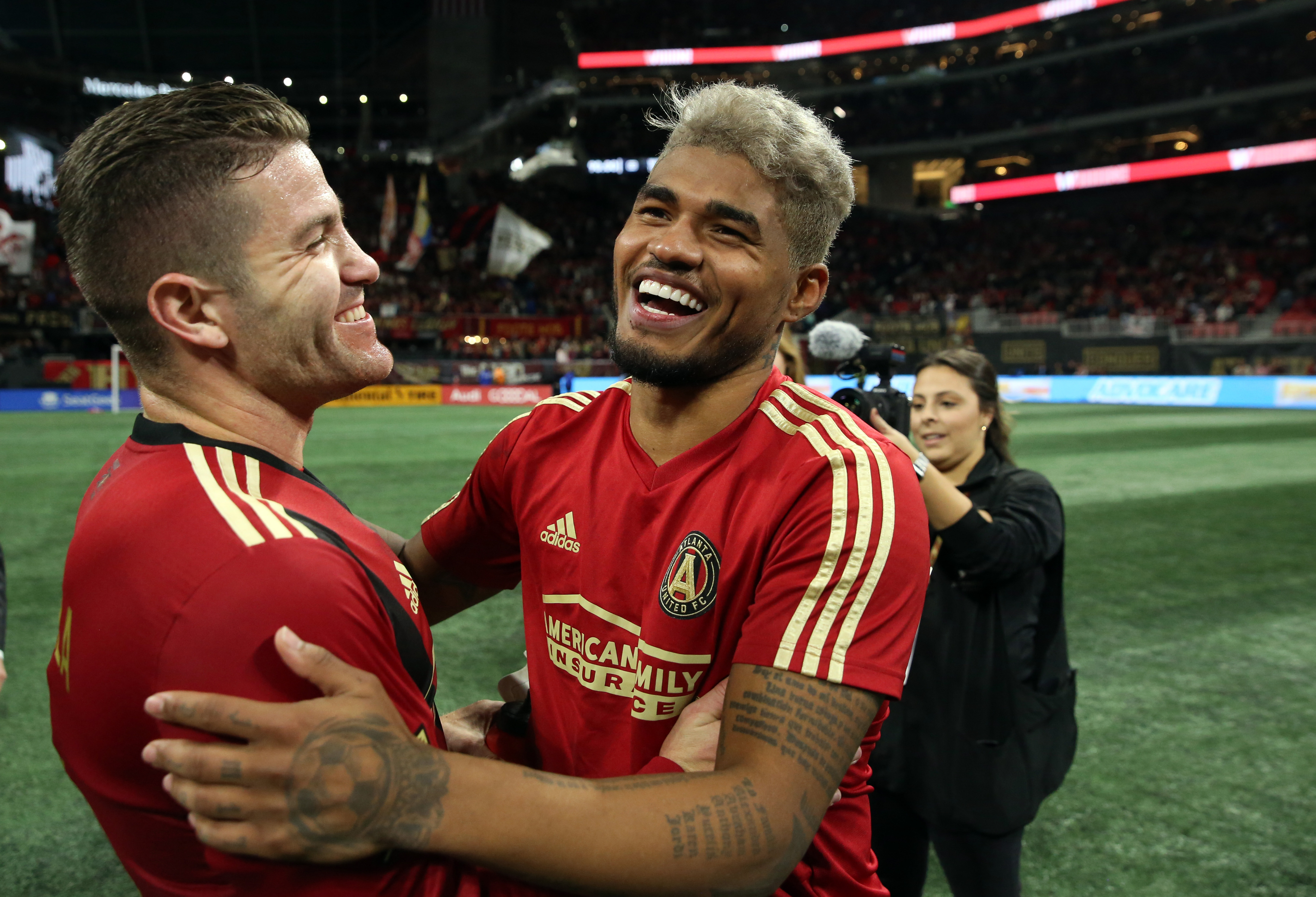 USATSI_11650625 Atlanta United: Josef Martinez ends drought, Garza injury update and more