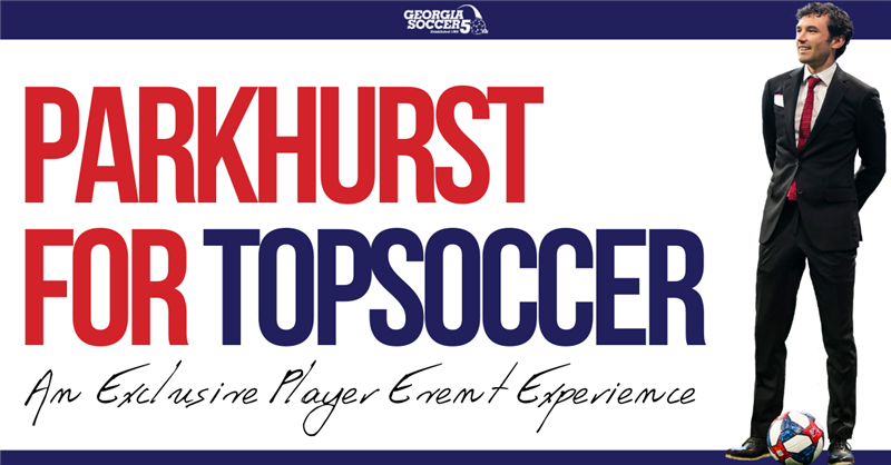 Parkhurst for TOPSoccer