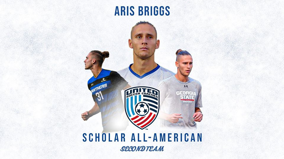 80243607_3315017528571496_8610700724516421632_o Briggs Named United Soccer Coaches Scholar All-American