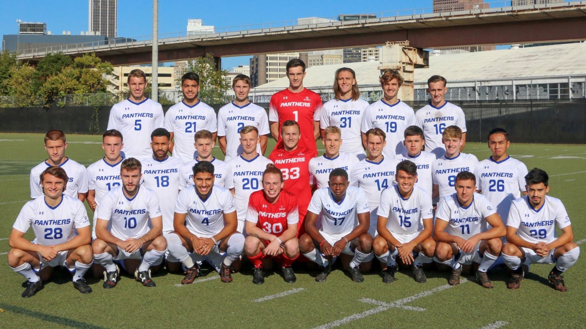 2019_Team_Picture Men's Soccer Puts 25 on Academic Honor Roll