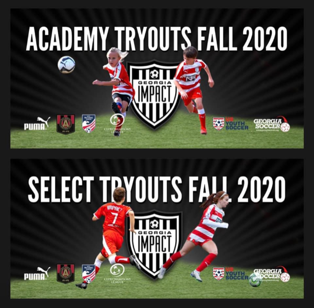 unnamed Academy/Select Tryouts 2020
