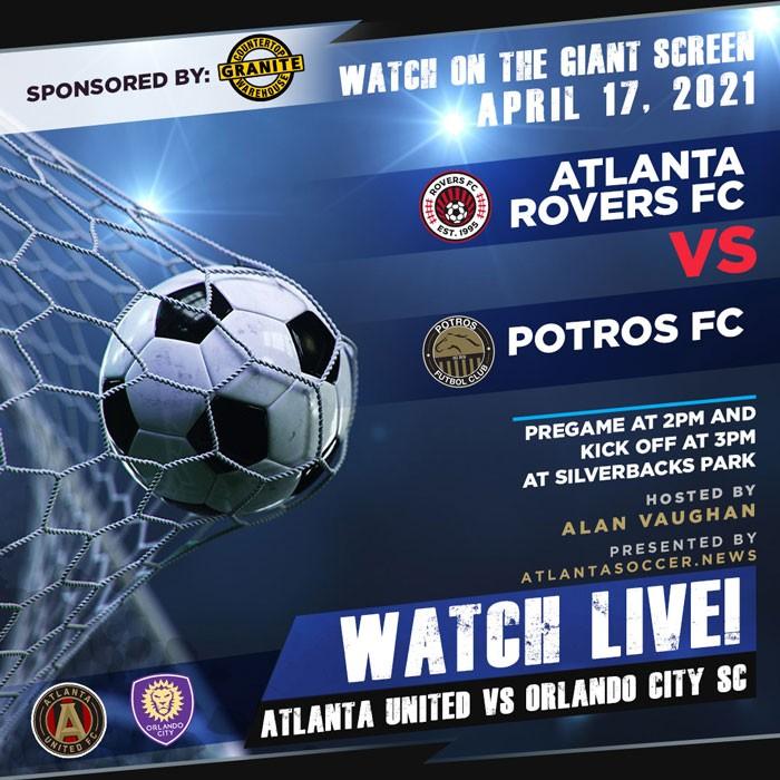Design-FB-Post-event-ARFC-vs-PFC 25 Years Atlanta  Rovers FC Celebration