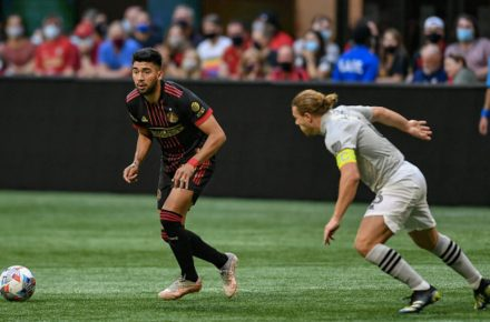 Atlanta United FC now in 4th place at MLS after dramatic Saturday win