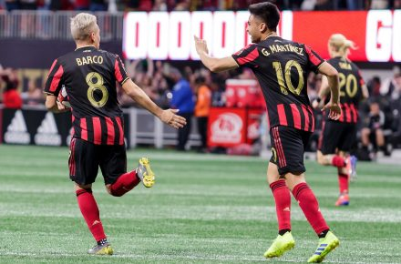 Atlanta United FC's young strikers could play a big role vs. Philadelphia Union on June 20