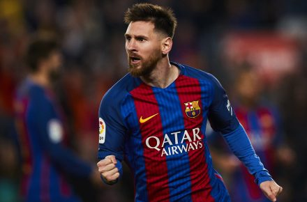 Spending woes make Messi's 5-year new deal with FC Barcelona hard to register