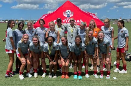 CFC Red Star wins 1st game in 2021 US Youth Soccer National Championships