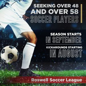 soccer3-300x300 Roswell Soccer League Seeks 48 and above soccer players