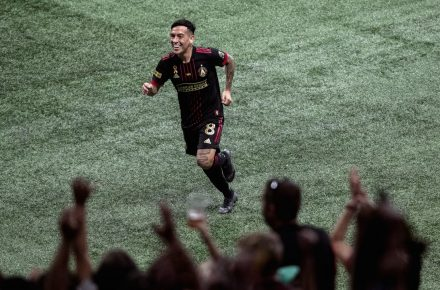 Barco gets MLS player of the week honors for the 6th-time