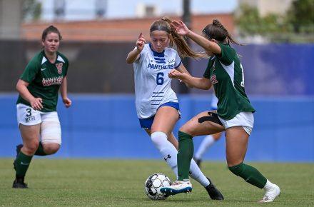 GSU Panthers Women Soccer team salvages 2-2 draw vs. Furman