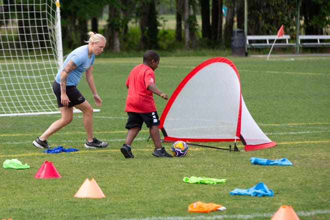 youth3 Support the Atlanta Soccer Community Coming Together in Helping Families in Need